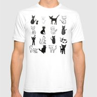 T-shirt featuring Cats by Sary And Saff