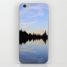 Salmon Lake iPhone & iPod Skin