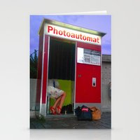PHOTOAUTOMAT 2 Stationery Cards
