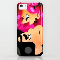iPhone 5c Cases featuring Stars in Her Eyes by The Romance Scrooge