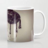 Wolf Dreamcatcher Mug