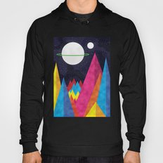 Space Night Hoody
