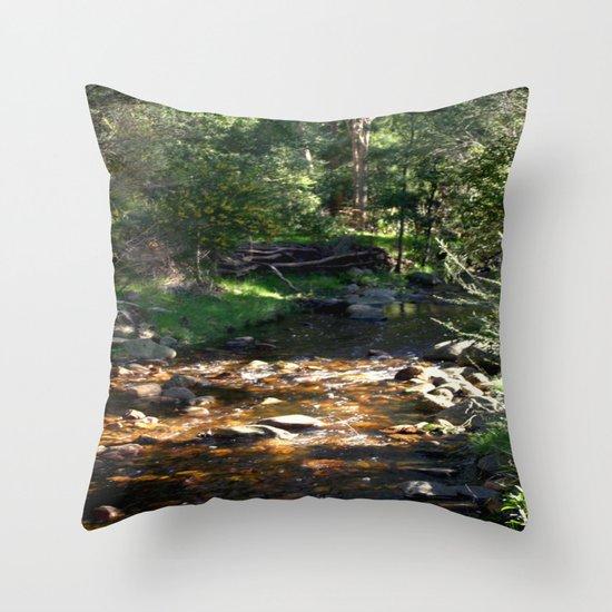 Stoney Creek Throw Pillow