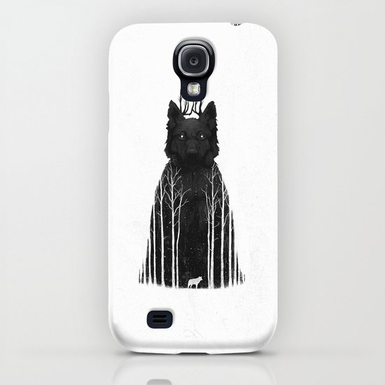 The Wolf King iPhone & iPod Case