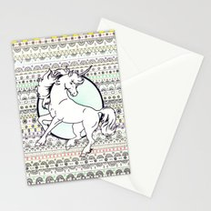 Unicorn Party Stationery Cards