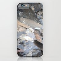 iPhone & iPod Case featuring I Am A Rock :: Alaskan Boulder by RipdNTorn