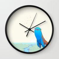 Derp Wall Clock