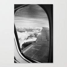 Plane Canvas Print