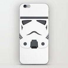 Storm Trooper - Starwars iPhone & iPod Skin