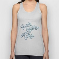 Good at everything great at nothing Unisex Tank Top