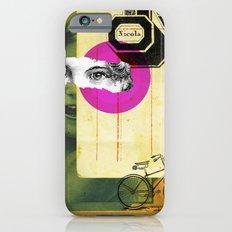 Play hide and seek with petit Nicola iPhone 6 Slim Case