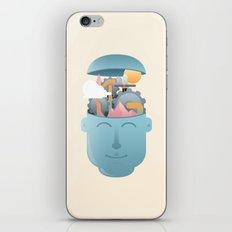 Turning Cogs iPhone & iPod Skin
