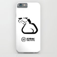 Chinese Zodiac - Year of the Pig iPhone 6 Slim Case
