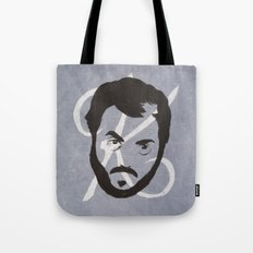 K is for Kubrick Tote Bag