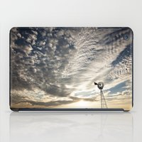 Sandhills Windmill @ Sun… iPad Case