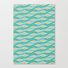 Moroccan Flavour 1 Canvas Print