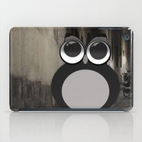 Gothic Owl iPad Case