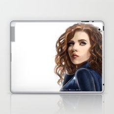 Black Widow....Avengers....Marvel.... Laptop & iPad Skin