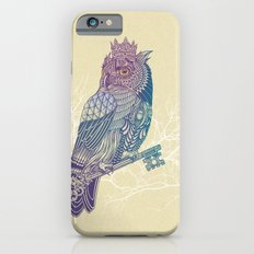 Owl King Color iPhone 6s Slim Case