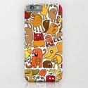 Creatures! iPhone & iPod Case