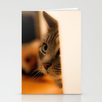 Ollie Cat Stationery Cards