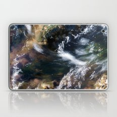 Water Flowing Over the Rocky Shallows Laptop & iPad Skin
