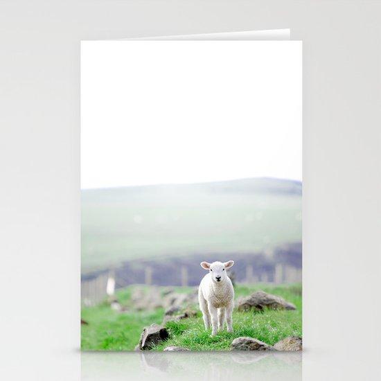 GRAZE Stationery Card