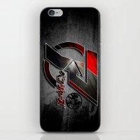 Japanese Avengers iPhone & iPod Skin
