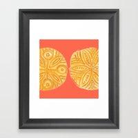 Pizelle Framed Art Print