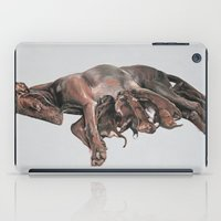 Moira and the eleven dwarfs iPad Case