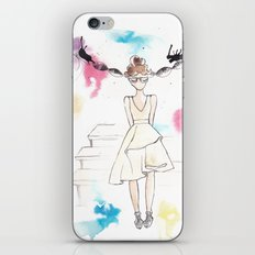 And then He Kissed Me 1 iPhone & iPod Skin