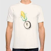 Unicorn Mens Fitted Tee Natural SMALL