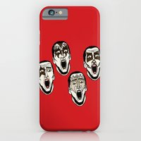Kiss Cage iPhone 6 Slim Case
