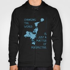 Dymaxion Perspective Hoody