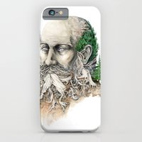 iPhone & iPod Case featuring Element : Earth by Stephane Lauzon