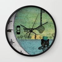 Time For Change Wall Clock