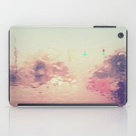 Rainy Reflections iPad Case