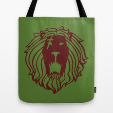 The Lion's Sin of Pride Tote Bag
