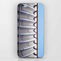 ripple iPhone & iPod Skin