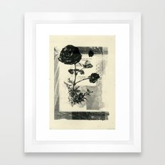 The Art Of Flower Arrangement 1 Framed Art Print