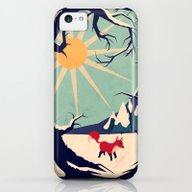 Fox Roaming Around II iPhone 5c Slim Case
