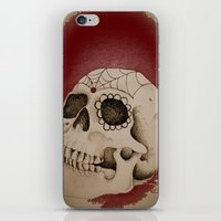 Outta My Skull iPhone & iPod Skin