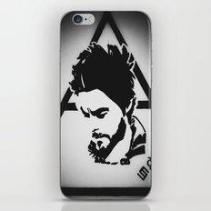 Vector Jared Leto iPhone & iPod Skin