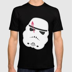 Watchtrooper SMALL Black Mens Fitted Tee