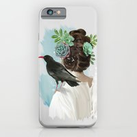 Girl&bird iPhone 6 Slim Case