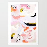 Art Print featuring Dotty by Patricia Vargas