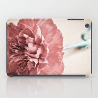 Vintage Carnation iPad Case