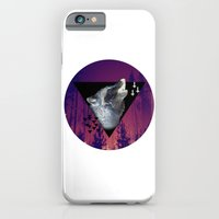 iPhone & iPod Case featuring Witchy Wolf by TigerWolf
