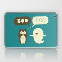 Boo Hoo Laptop & iPad Skin