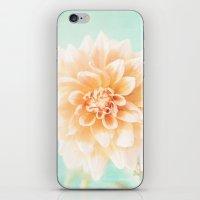 Flower Peachy Bloom iPhone & iPod Skin